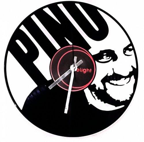 Orologio-su-disco-di-Vinile-PINO-DANIELE-realizzato-a-mano-IDEA-REGALO