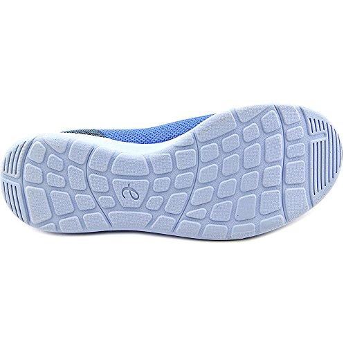 Easy Spirit e360 Fun Runner Textile Wanderschuh Blue Combo