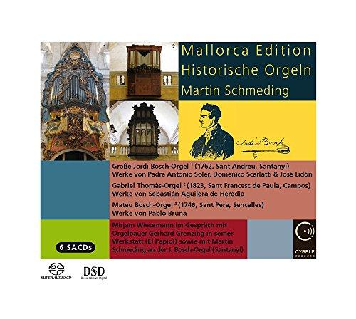 Mallorca Edition Historische Orgeln