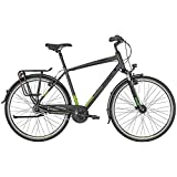 Bergamont Horizon N8 CB Trekking Fahrrad grau/grün 2019: Größe: 56cm (178-186cm)