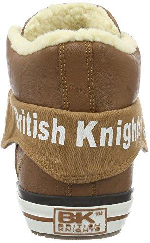 British Knights Roco, Baskets Basses Homme Marron - Braun (Cognac 02)