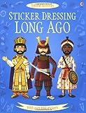 Sticker Dressing: Long Ago
