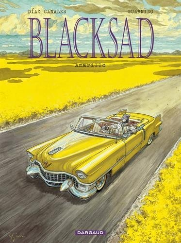 Blacksad, Tome 5 : Amarillo (2013-11-15)