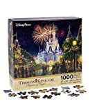 Walt Disney World Thomas Kinkade Main Street U.S.A. Fireworks 27x20 1000 Piece Puzzle by Disney