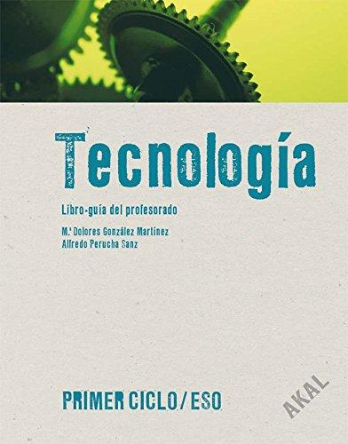 Tecnología Primer Ciclo ESO  Libro del Profesor + CD (Enseñanza secundaria) - 9788446027041