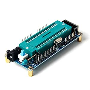 Minimum Development Minimum de la Carte Système Shield Board pr Atmega16 Atmega32