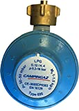 Campingaz Gas Druckregler verstellbarer Regler 30 - 50 mbar