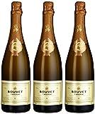 Bouvet Ladubay Brut Blanc Tresor AOC Saumur 2015 brut (3 x 0.75 l)