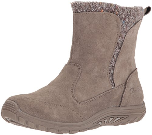 Skechers Damen Stiefel Reggae Fest Folksy Beige, Schuhgröße:EUR 41 (Stiefel Winter Skechers)