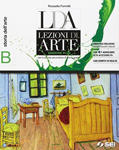 LDA. Lezioni di arte. Ediz. plus. Per la Scuola media. Con e-book. Con espansione online