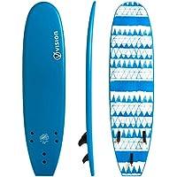 Vision - Tabla de Surf Unisex EPS Ignite, Azul y Azul Marino, 8