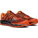 SAUCONY Peregrine ISO Deportivas Hombres Naranja/Negro - 42 - Running/Trail
