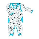 2 oder 3-tlg. Baby Set Strampler mit Langarmshirt Erstausstattung Unisex Größe 50-86