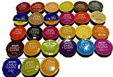 38 POD DOLCE GUSTO PODS 'EVERY FLAVOUR' VARIETY PACK - 1x each flavour