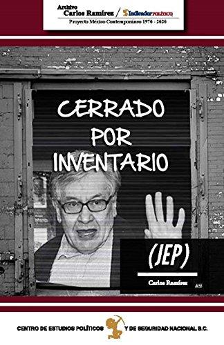 (JEP) Cerrado por Inventario por Carlos Ramírez