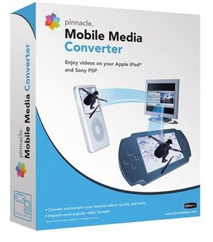 Pinnacle Mobile Media Converter (PC) [Import]
