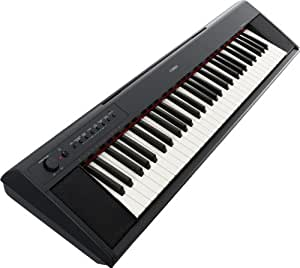 Yamaha NP-11 Clavier 61 Touches Dynamiques - Noir