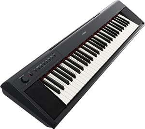 Yamaha NP-11 Keyboard 61 Tasten (Klavierorientiert) schwarz
