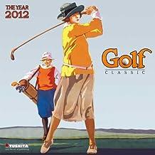 Golf Classic 2012 Media Illustration