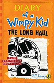 Diary Of A Wimpy Kid: The Long Haul 9 by Jeff Kinney - Paperback