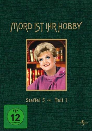 Mord ist ihr Hobby - Staffel 5, Teil 1 [3 DVDs]