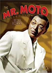 Mr Moto Collection 1 [DVD] [Region 1] [US Import] [NTSC]