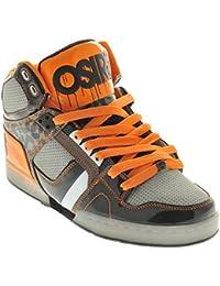 Osiris , Zapatillas para hombre negro negro