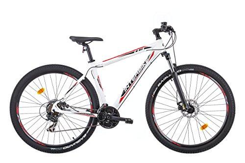 "Interbike MAVERICK Bicicletta Mountain Bike 29"", Shimano 21 velocità"