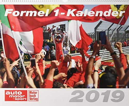 Formel 1-Kalender 2019