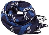 Esprit Accessoires 107ea1q020 Echarpe, Bleu (Navy 400), Taille unique Femme...