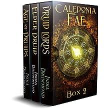 Caledonia Fae Series: Books 4-6 (Caledonia Fae Boxed Set Book 2) (English Edition)