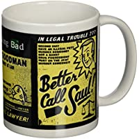"Pyramid International ""Breaking Bad (Better Call Saul)"" Official Boxed Ceramic Coffee/Tea Mug, Multi-Colour, 11 oz/315 ml"