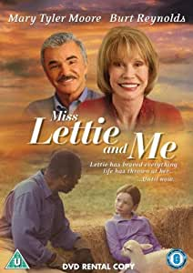 Miss Lettie & Me [DVD]