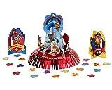 Amscan International - Kit decorazione centrotavola per feste, motivo: Paw Patrol, 23 pz.