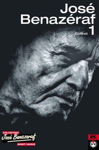 Bild von Coffret Jose Benazeraf Vol1 : L'éternité pour nous-L'enfer sur la plage-Le concerto de la peur-La nuit la plus longue