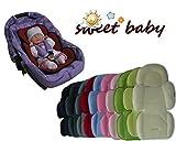Einlagen für Autositze für Babys