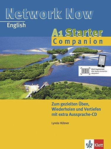 Network Now A1 Starter Companion: Übungsheft mit Audio-CD