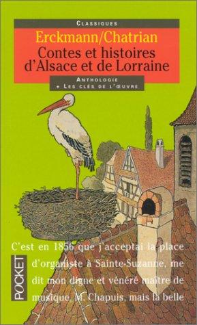 Contes et histoires d'Alsace et de Lorraine par Erckmann, Chatrian