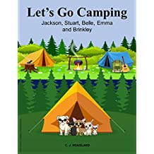 Let's Go Camping (English Edition)