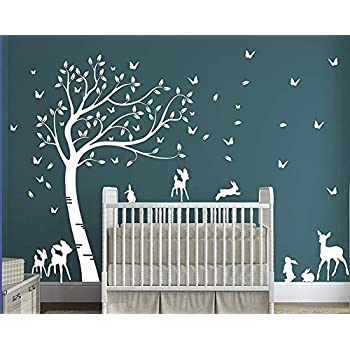Brilliant Personalise Name With Butterflies Removable Wall Sticker For Kids Nursery Decals, Stickers & Vinyl Art Home Décor