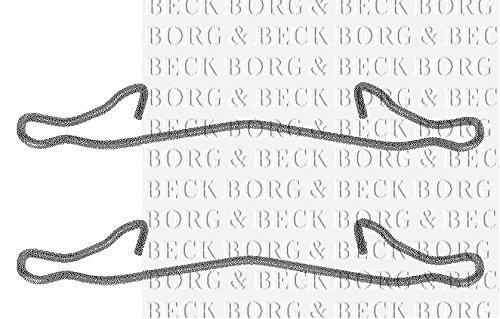 Preisvergleich Produktbild Borg & Beck bbk1036Scheibenbremse-ACCESSORY KIT