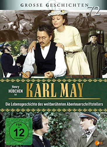 Große Geschichten 72: Karl May (2 DVDs)