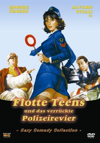 Bild von Flotte Teens und das verrückte Polizeirevier