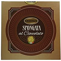 Traditional Italian spiced cake with chocolate CASEINUS (Spongata al Cioccolato) - 1.102 lb (500g)