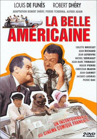 La Belle américaine - Édition Collector 2 DVD