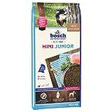 Bosch Mini Junior Trockenfutter für Hunde. Eine heathly ausgewogenen Lebensmittel für Ihren Hund