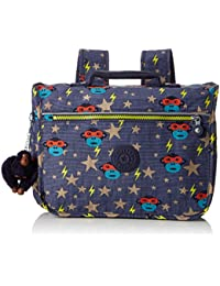 Kipling New School Sac à dos enfants, 32 cm, 6 liters, Multicolore (ToddlerGirlHero)
