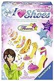 Ravensburger - 18636 - I love Shoes midi Flowers