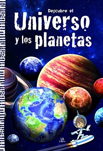 Descubre el universo y los planetas (101 Curiosidades) por Aa.Vv.