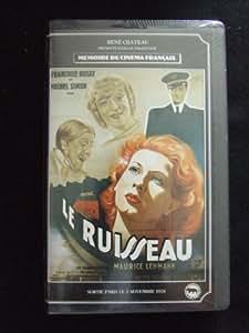 Le ruisseau [VHS]